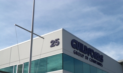 Guildfords completes new facility in Burnside Park